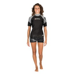 T-Shirt thermique Ultra Skin manches courtes Femme MARES