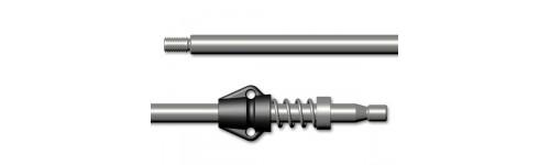 Flèches pour fusils pneumatiques