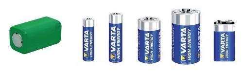 Batteries et piles